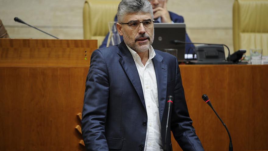 Valentin Garcia PSOE Extremadura