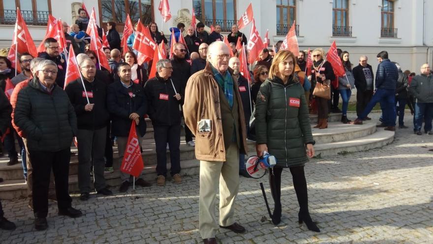 Concentración este martes en Albacete