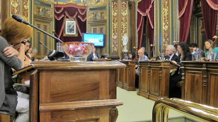 """Bilbao aprueba este jueves inicialmente modificar el Reglamento del Pleno para """"mayor transparencia y participación"""""""