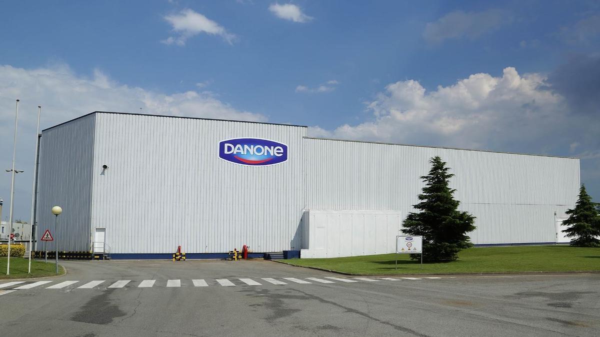 Fábrica de Danone
