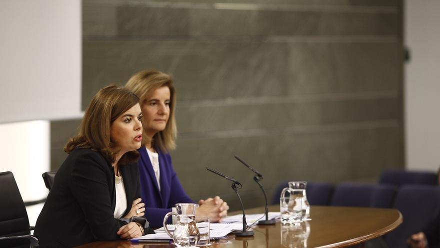 """Santamaría pide """"valorar"""" la lista más votada y gobernar """"para todos"""": """"Hago un llamamiento de no exclusión"""""""