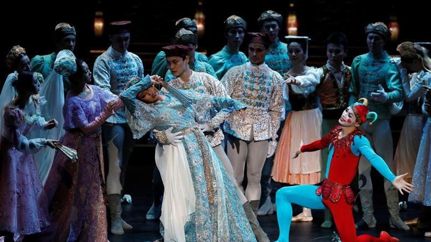 El Ballet de la Ópera de Astaná debuta en el Palau de les Arts de Valencia