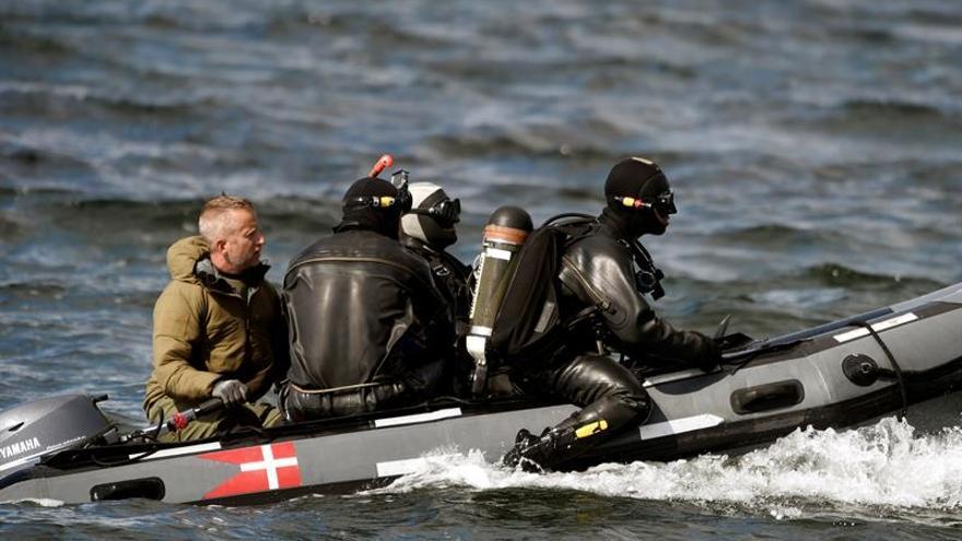 La periodista sueca murió al cerrarse la escotilla del submarino, afirma el inventor