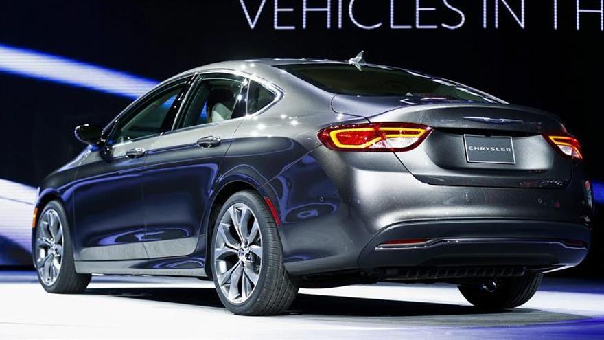 FCA llama en EE.UU. a revisión a 862.520 vehículos por problemas de emisiones