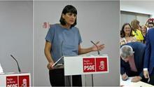 Los candidatos socialistas a las primarias del 24 de septiembre presentan sus avales