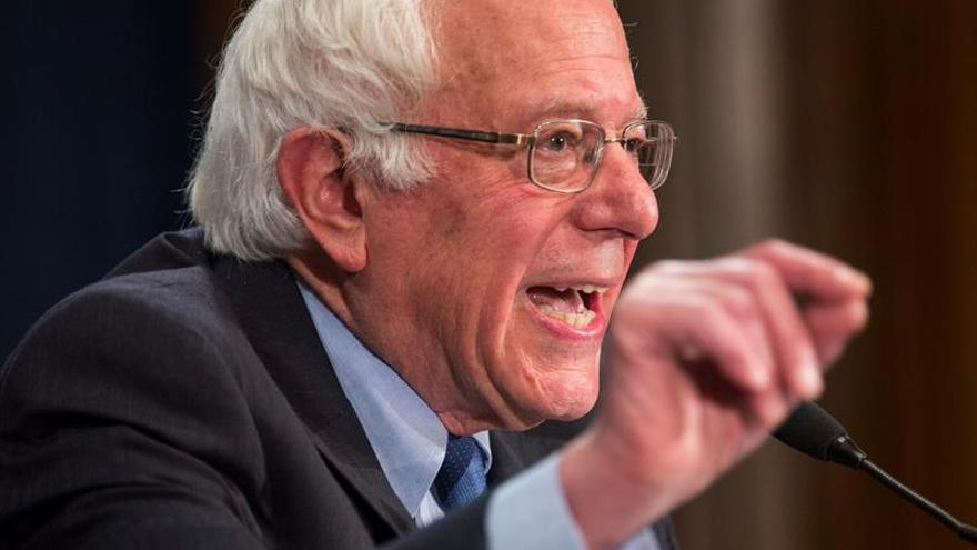 Bernie Sanders participará en tres actos públicos durante su visita a Puerto Rico
