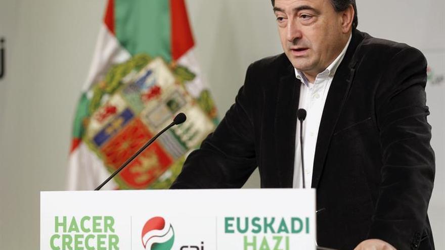 El PNV buscará un acuerdo a los Presupuestos de 2017 coherente y beneficioso para el País Vasco