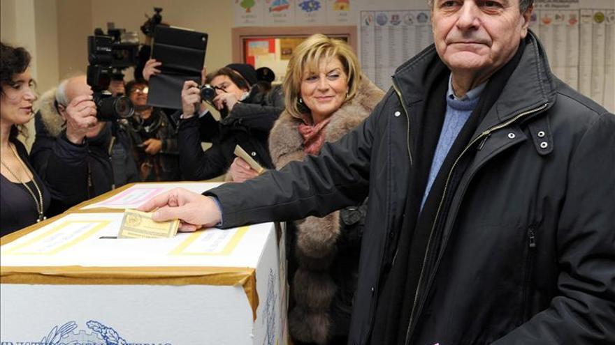 """Bersani: """"Se abre una situación muy delicada para Italia"""""""