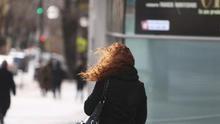 Canarias registra vientos de más de 100 km/h y temperaturas bajo cero
