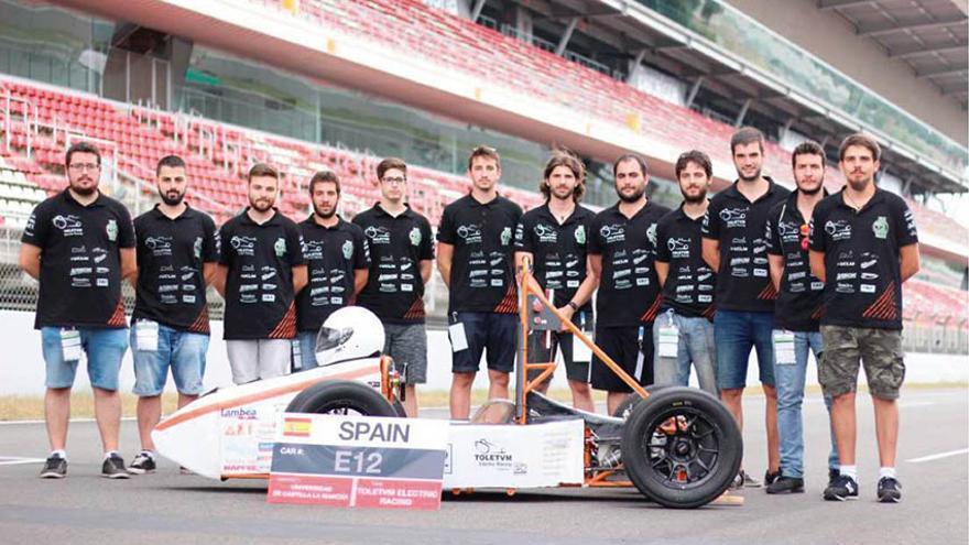 Estudiantes de Ingeniería buscarán financiación en FARCAMA para desarrollar un monoplaza eléctrico