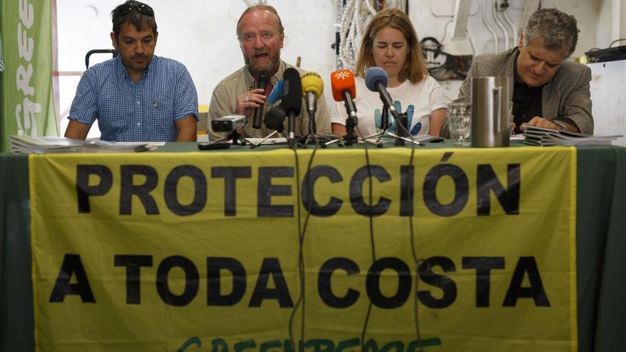 La urbanización en el litoral español ha crecido un 57% en los últimos 24 años, según Greenpeace