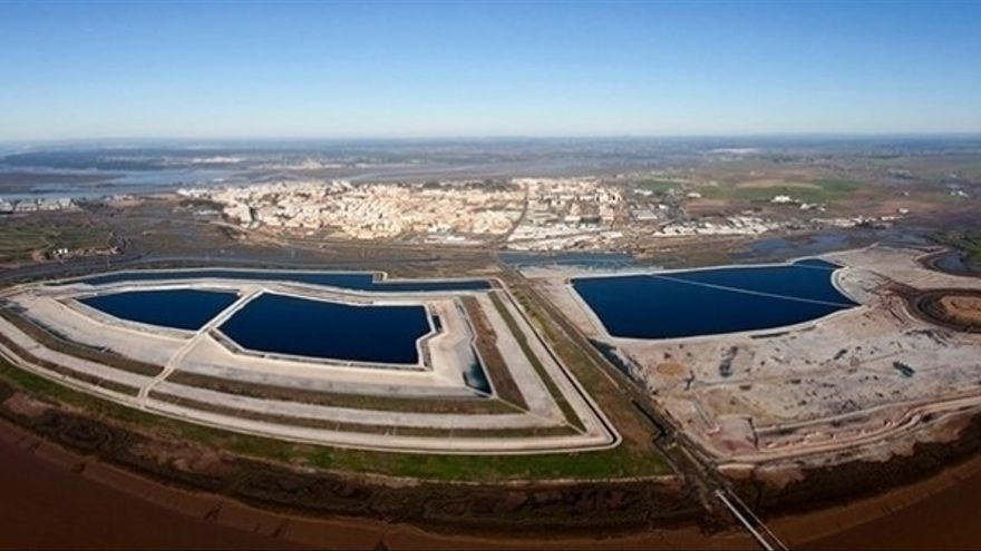 El TS confirma la fianza de 65 millones de euros a Fertiberia para la limpieza de fosfoyesos