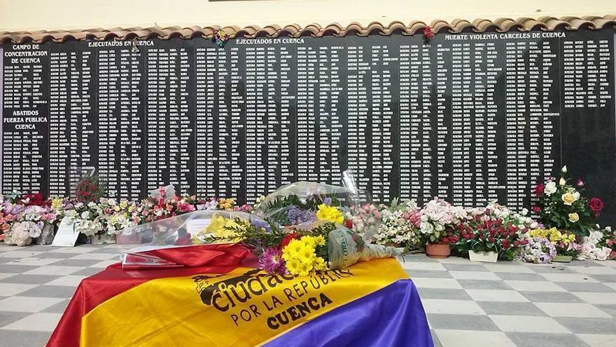 Víctimas Franquismo Cuenca. Foto: cuencaalternativa.net
