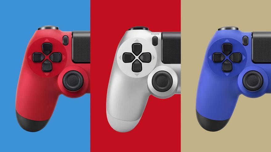 Carcasas PlayStation 4