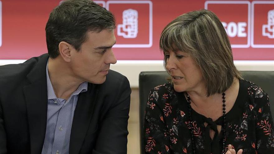 Marín (PSC) afirma que Pedro Sánchez está a favor de la inmersión lingüística