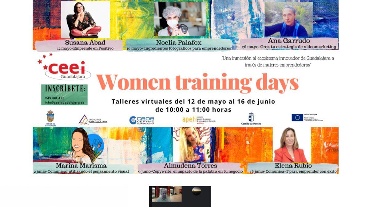 Women Training Days