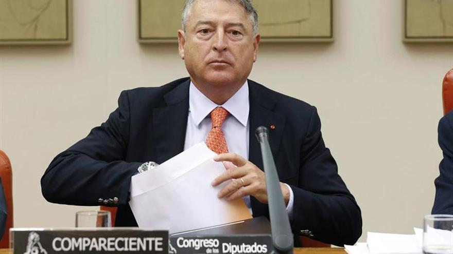"""Presidente de RTVE: """"La indemnización de Carlos Herrera ha sido 00"""""""