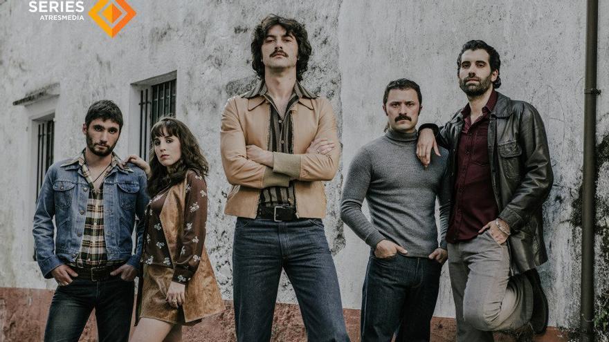 Nos colamos en el rodaje de 'Fariña', la serie de narcos que prepara Antena 3