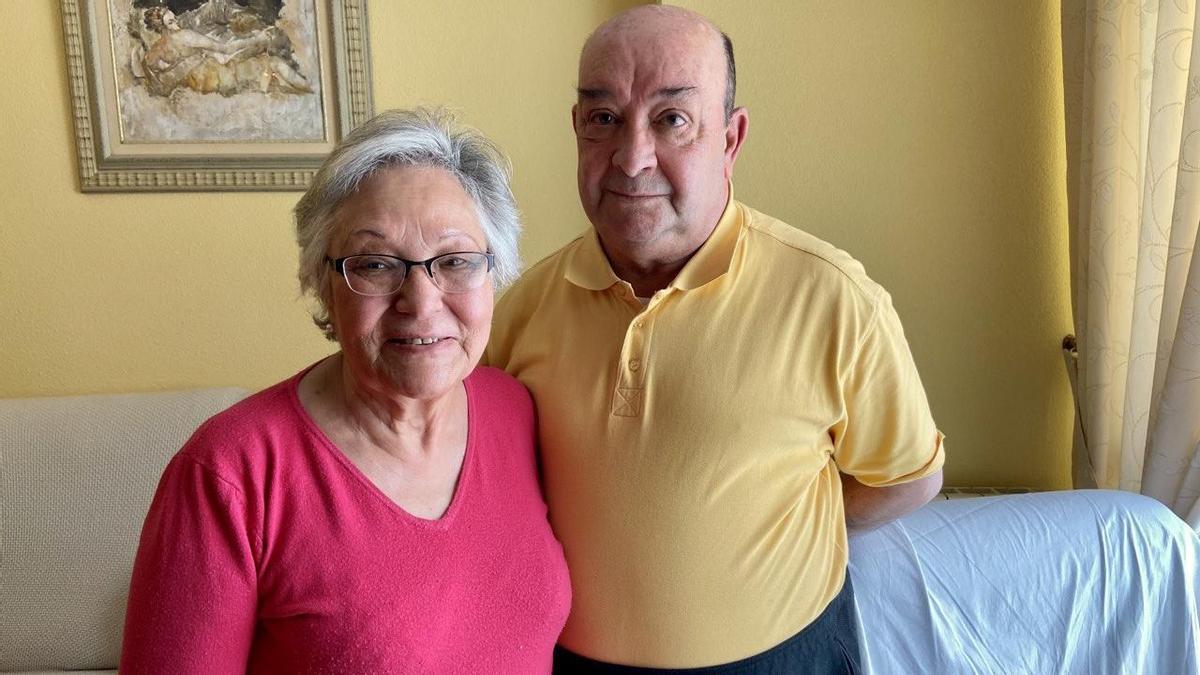 José y Adela recibieron una orden de desahucio y siguen viviendo con incertidumbre