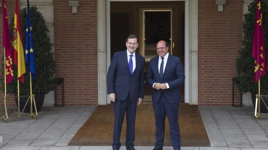 """Presidente Murcia: la probabilidad de éxito para la declaración independentista en Cataluña es """"cero"""""""