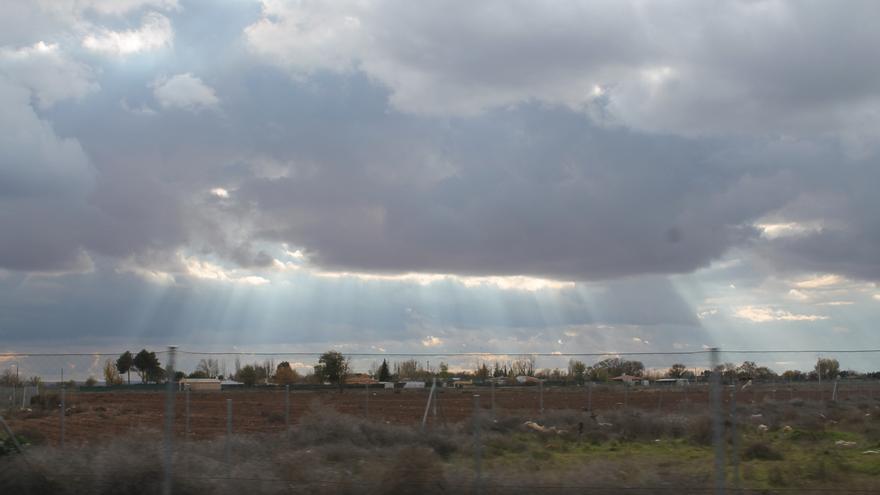 Córdoba, Jaén, Granada y Almería, en alerta amarilla por lluvias y tormentas