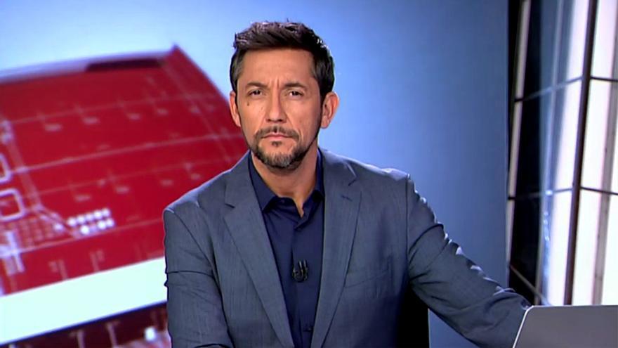 Javier Ruiz en Noticias Cuatro 2