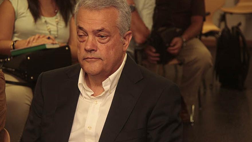 Antonio Caro, constructor de la urbanización de La Bufona / Foto: Felipe de la Cruz.