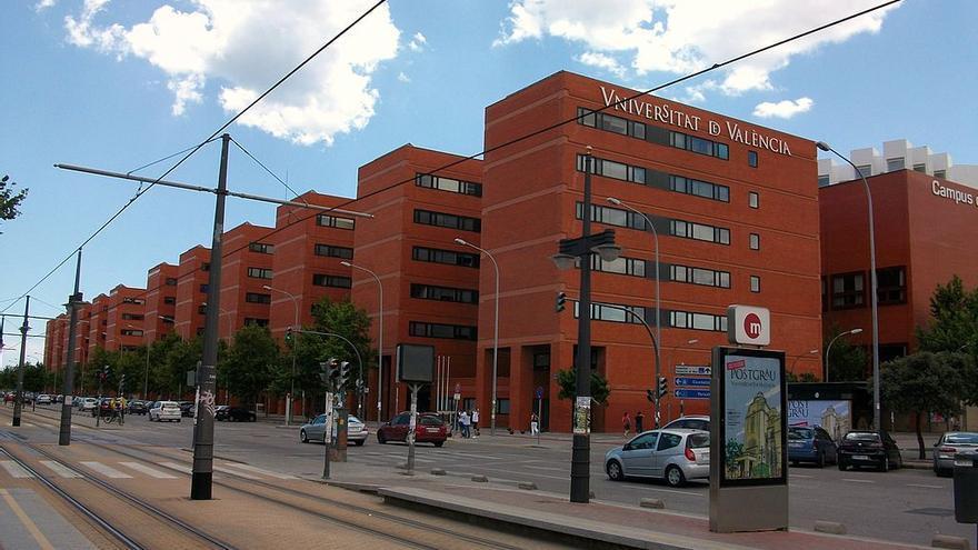 Campus de Tarongers de la Universitat de València