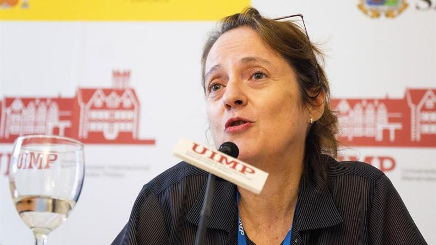 """La autora Marta Sanz ve """"prejuicios que superar"""" hacia la mujer en literatura"""