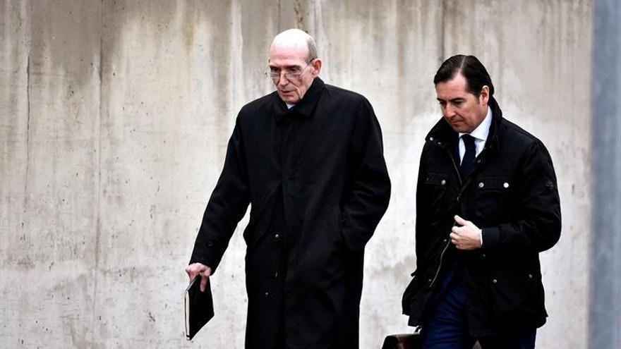 """Concluye el juicio de las """"black"""" que sentó en el banquillo a Blesa y Rato"""
