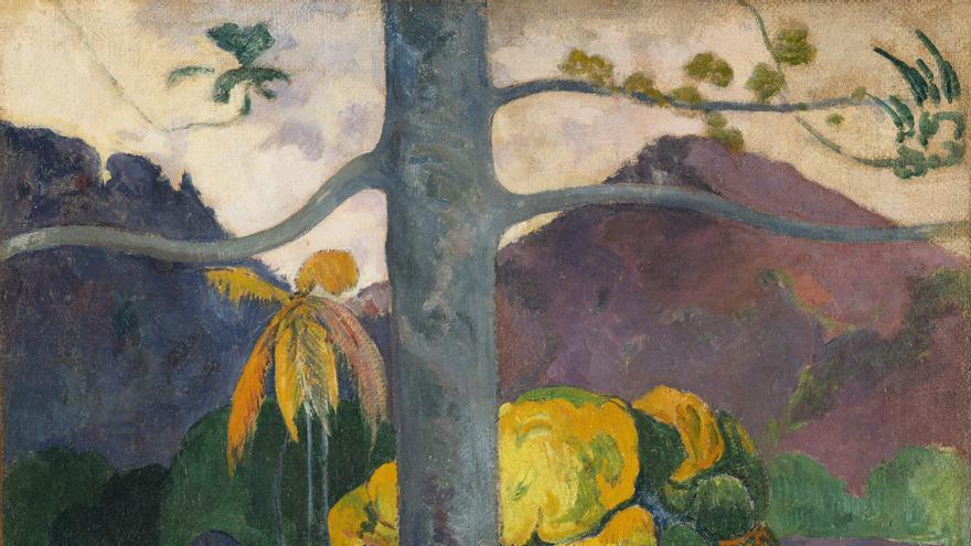 'Mata Mua (Erase una vez)', de Paul Gauguin