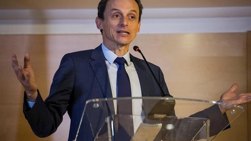 Ciudadanos pedirá la comparecencia urgente de Pedro Duque en el Congreso