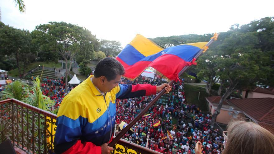 Maduro dice que Juan Guaidó está derrotado a dos años de desafiar al Gobierno