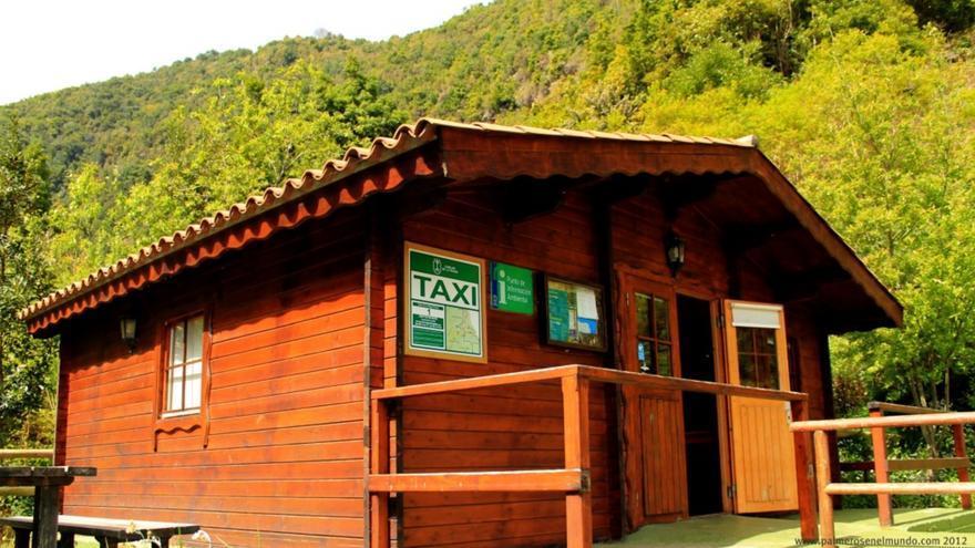 Imagen de archivo del Punto de Información Ambiental del Cubo de La Galga. Foto: palmerosenelmundo.com