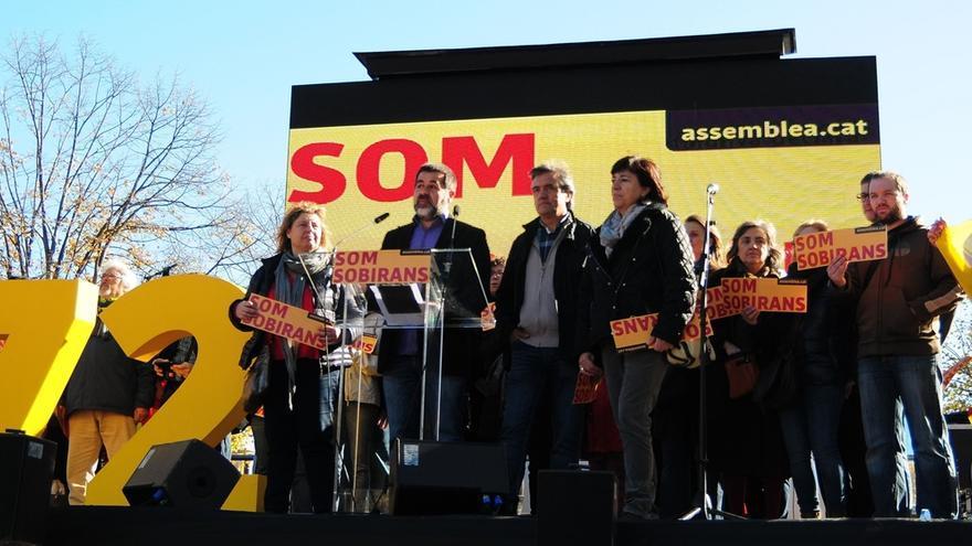 Sánchez (ANC) pide un esfuerzo para recuperar la unidad de los partidos soberanistas
