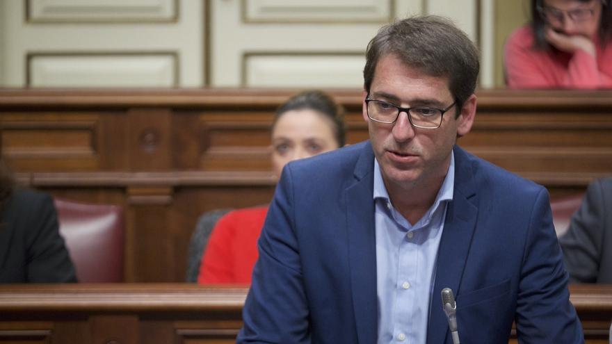 """El PSOE acusa a Clavijo de convertir a la consejera cesada en """"una nueva víctima de su propia ineficacia"""""""