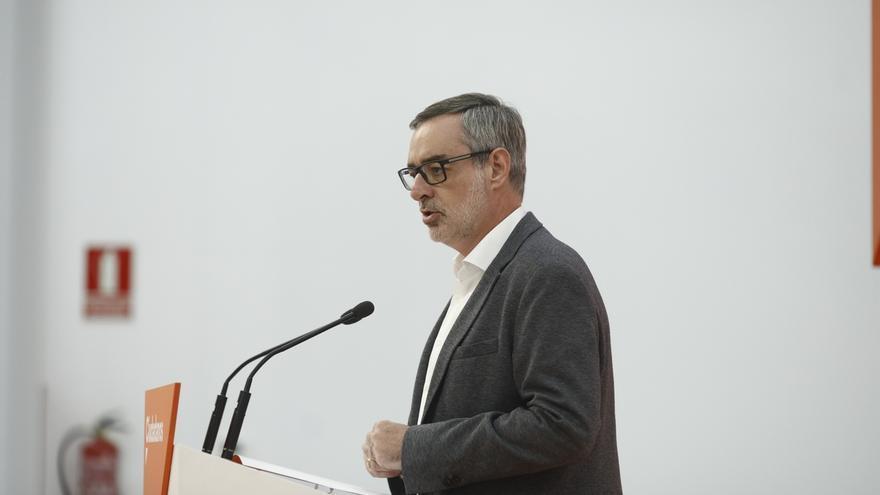 Cs rechaza las propuestas del PSOE sobre el Consejo de Justicia de Cataluña y la inversión en infraestructuras