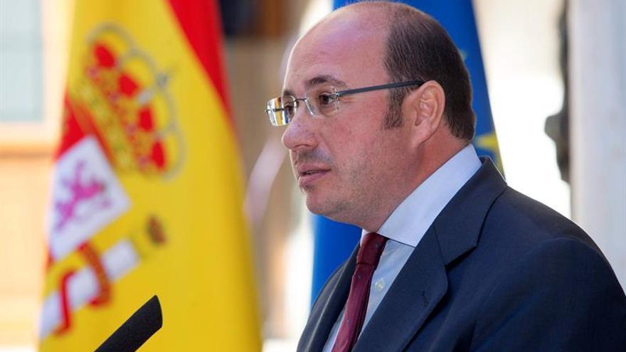 """Pedro A.Sánchez deja la política convencido de que es lo """"mejor para todos"""""""