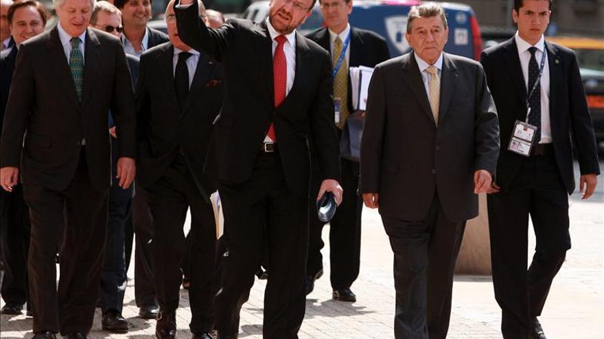Ministros de Exteriores de la UE y Celac ultiman la declaración de la cumbre