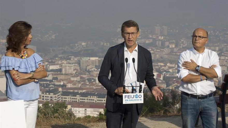 """Feijóo piensa que el caso Soria no tendrá """"efectos"""" por ser """"no nombramiento"""""""