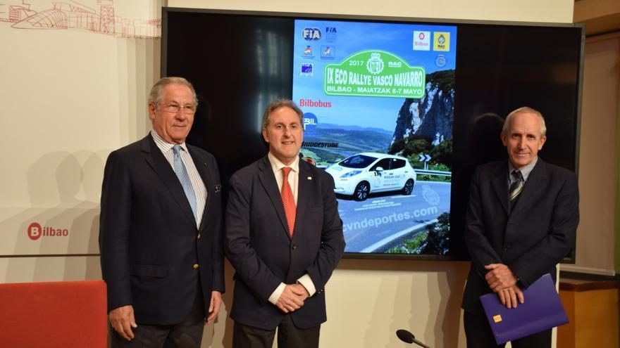 Bilbao acoge el 6 y 7 de mayo la IX edición del ECO Rallye Vasco Navarro con vehículos respetuosos con el medio ambiente