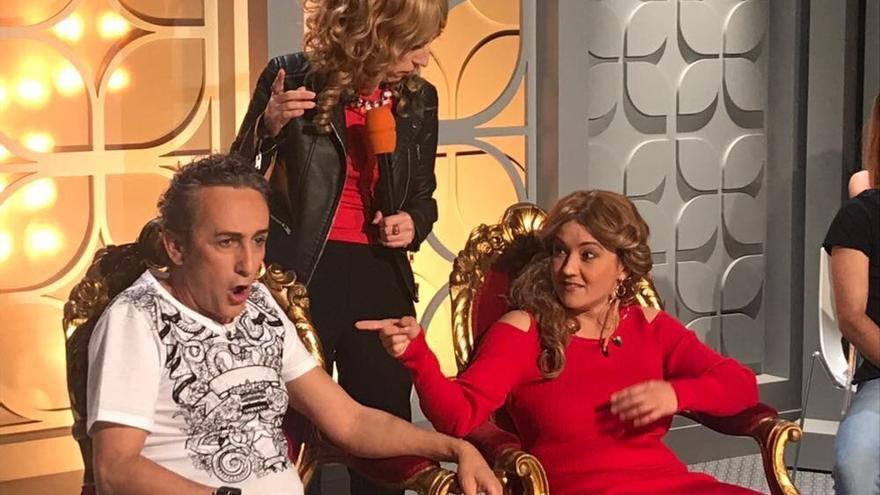 Cristina Pardo en 'Homo Zapping'