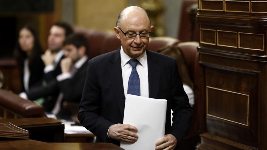 """Montoro dice que la """"voluntad"""" del Gobierno es reforzar las plantillas públicas al haber mejorado la economía"""