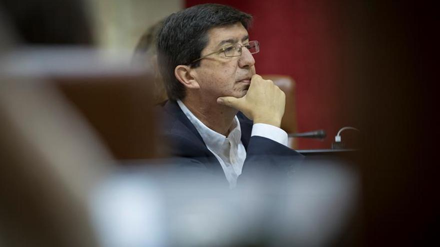 Ciudadanos convencido de que Susana Díaz agotará la legislatura en Andalucía