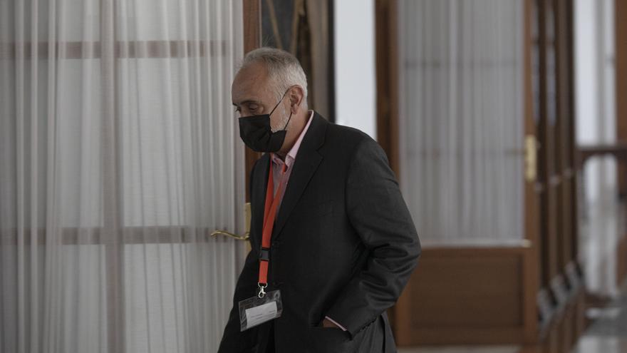 Archivo - El exdirector de la Fundación Andaluza Fondo de Formación y Empleo (Faffe) Fernando Villén