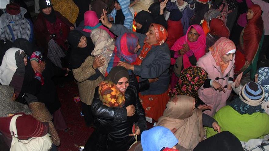 Se disuelve la 'larga marcha' en Pakistán tras un acuerdo de mínimos