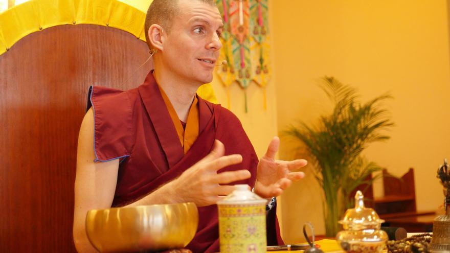 El Lama Rinchen Gyaltsen visitará La Palma el próximo 30 de marzo.