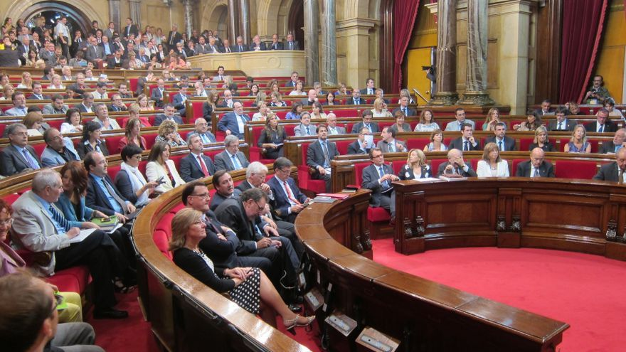 CiU asegura que Mas no actúa forzado sino por coherencia