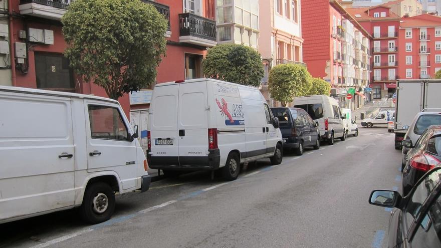 Las ventas de vehículos comerciales ligeros se disparan un 21,3% en el primer semestre en Cantabria