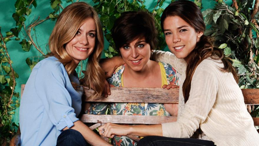 """La """"Familia"""" de Telecinco, en marcha de nuevo tras rehacer los primeros episodios"""